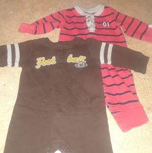 Carters 6 month bodysuit pack